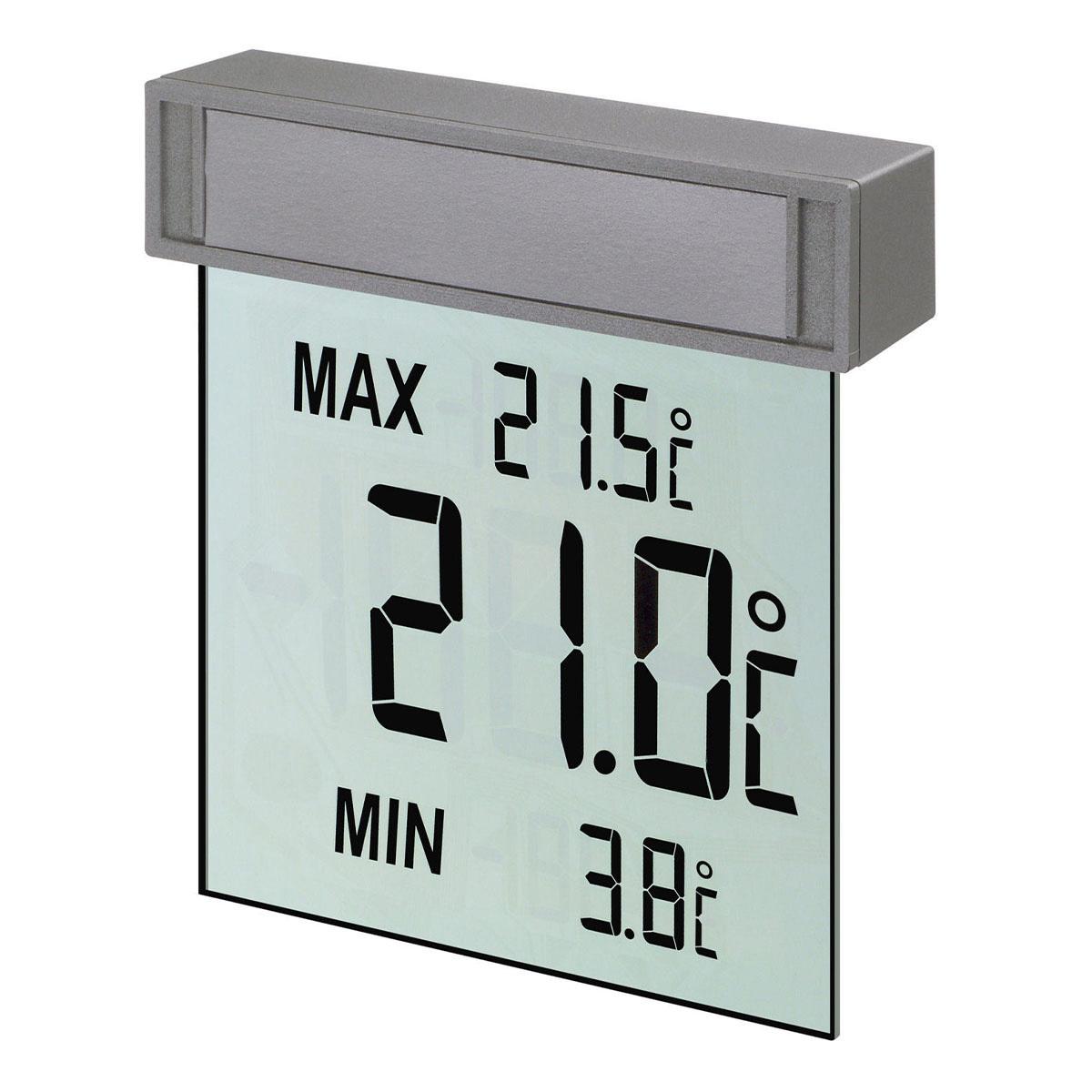 ترمومتر شیشه ای دیجیتال 30.1025